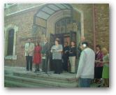 Opening ceremony of of the 14th International Print Biennial in Varna (2007